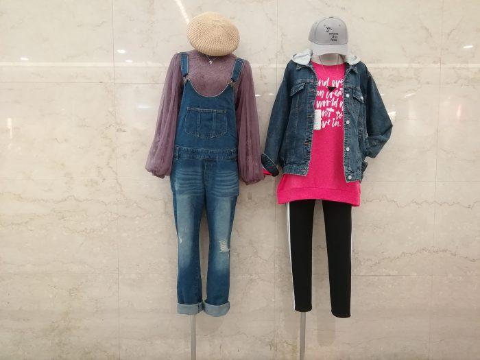 新しい秋モードファッションでスイッチON!